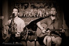 Peter Day and Clint Bierman play at Parima in the Acoustic Lounge